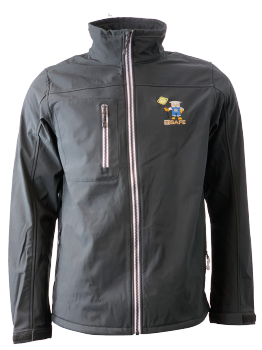 Softshell B-Safe Noire Homme